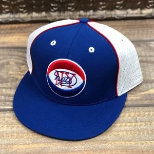 New York Nets 70s Retro Brooklyn Nets Fitted Hat
